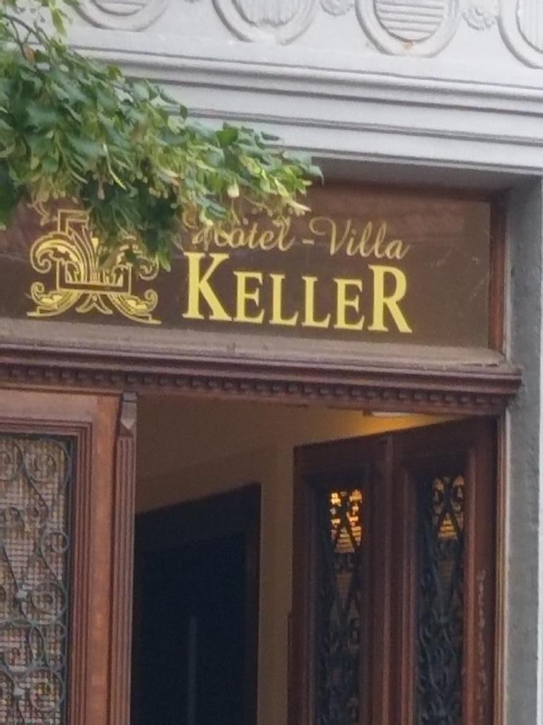 VILLA KELLER- NOTRE BIER GARDEN