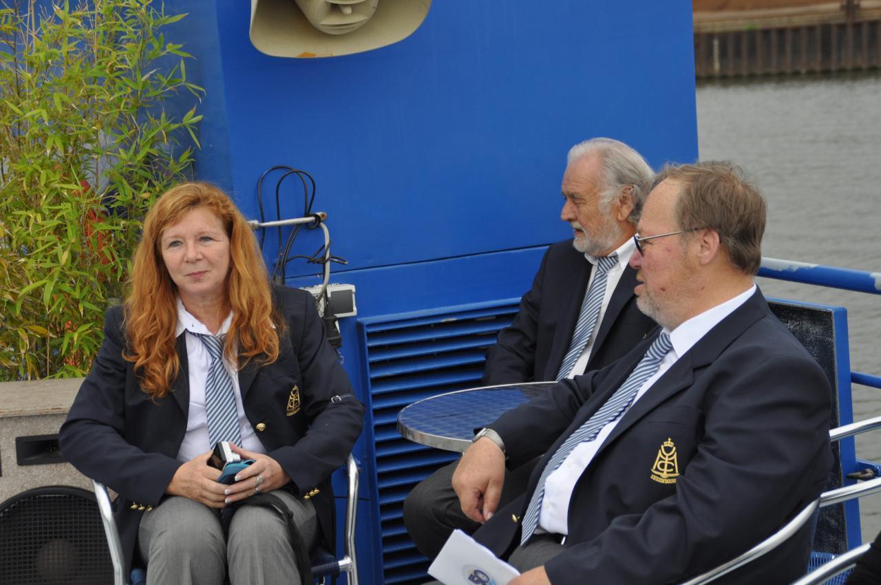 Mariette, Nico & Fred