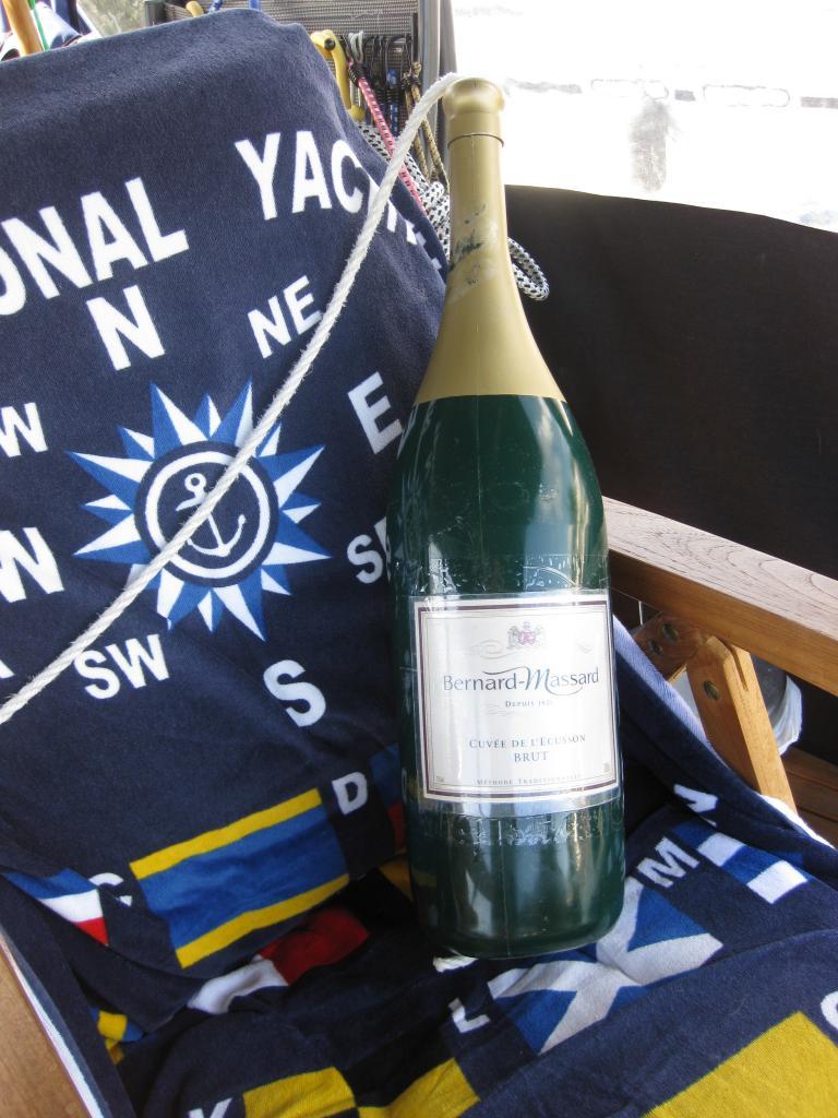 Champagne au frais