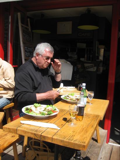 à Georg aussi, Bon appétit