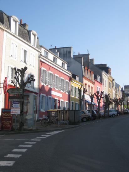 rue de Belle-Isle en Mer