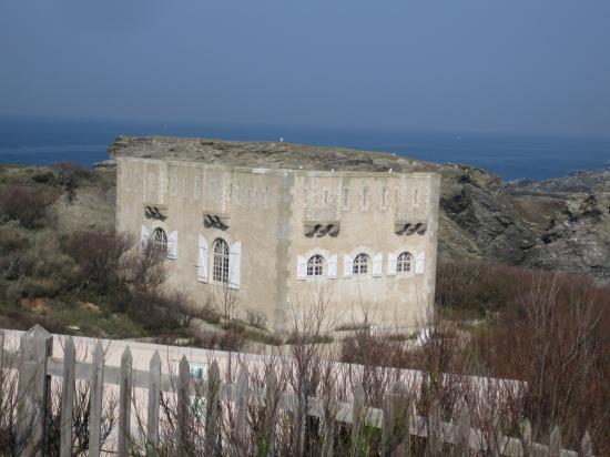 Villa de Sarah Bernardt