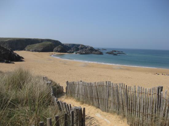 La grande plage du Donnant