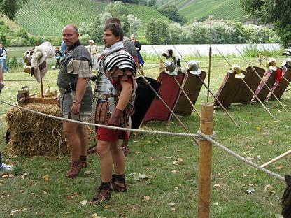 Les romains du coin
