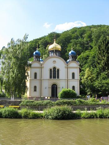Eglise Russe à Bad Ems