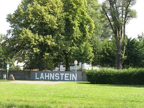 Arrivée à Lahnstein