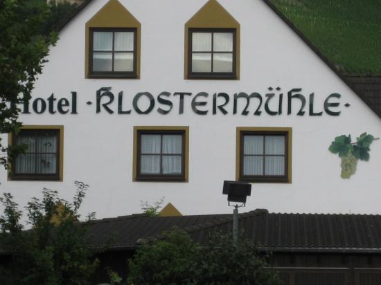 KLOSTERMÜHLE A OCKFEN/ SARRE