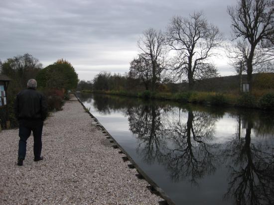 CANAL DES VOSGES A RICHARMÉNIL