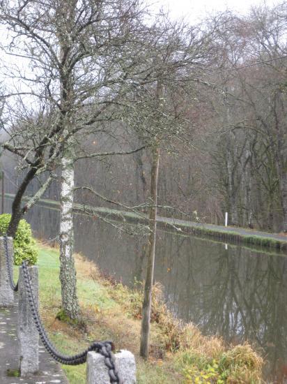 LE CANAL DES VOSGES