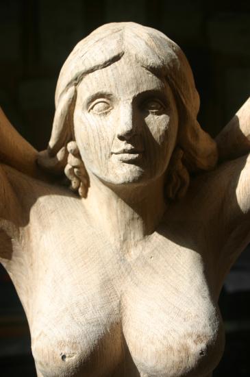 Le buste de Georiane