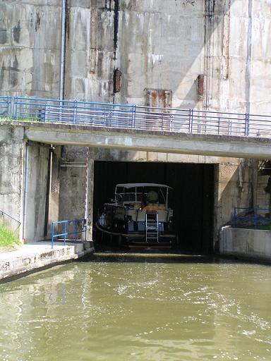 L'entrée de Réchicourt