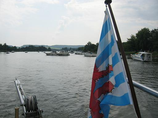 Flotte Oh beau drapeau