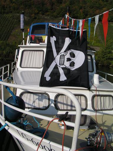 Décoration Pirate