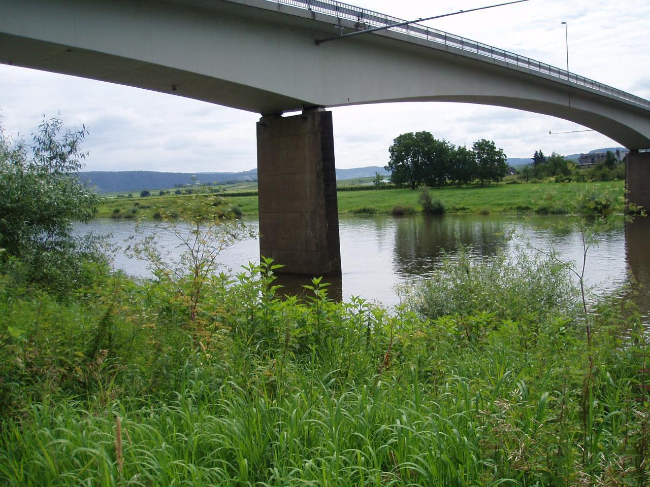 Le Pont de Thornich/ Moselle