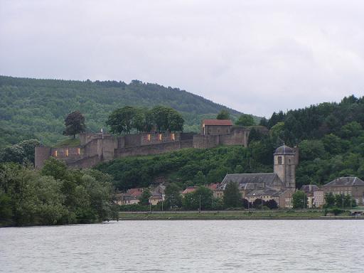 Chateau de ? en France/ Moselle