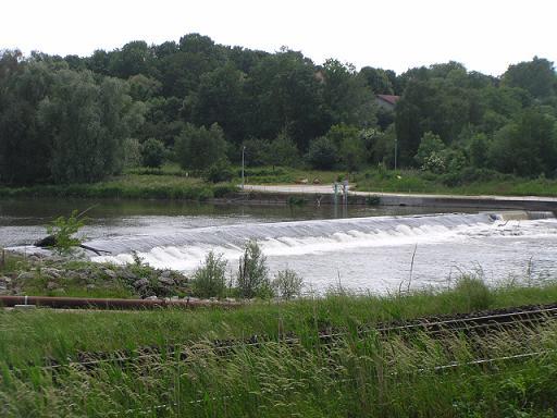 Passage sur un Pont Canal