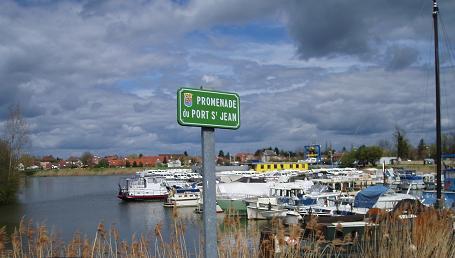 Port de St Jean de Losne