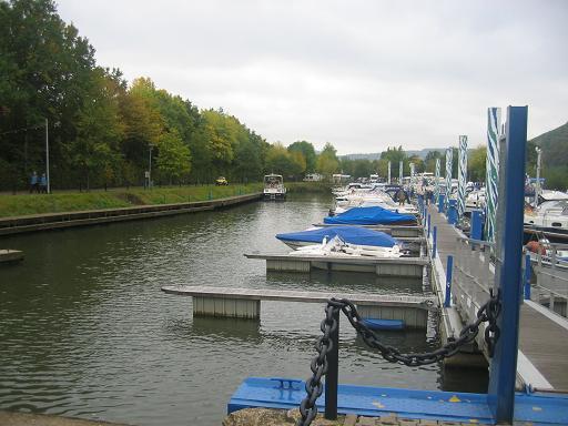 Port de Neumagen-Dhron