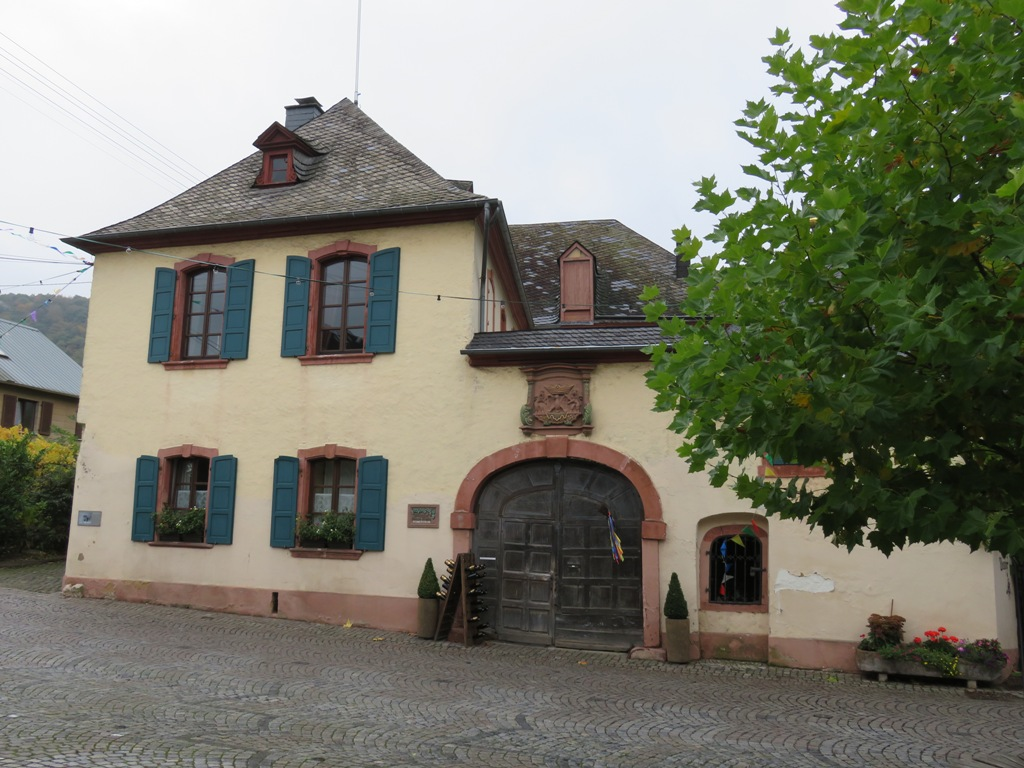 la maison Warschberger