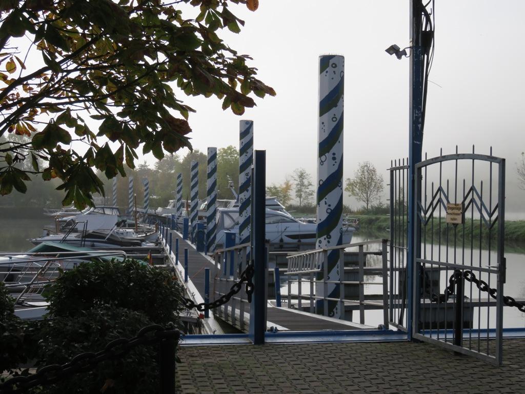 vue sur le Port de Neumagen-Dhron