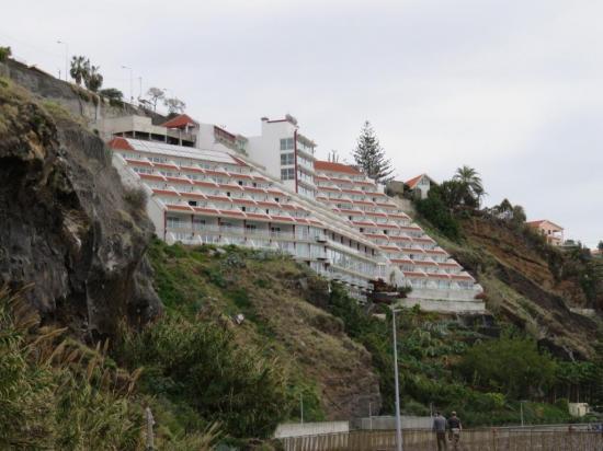 Notre hôtel- Praia Orca
