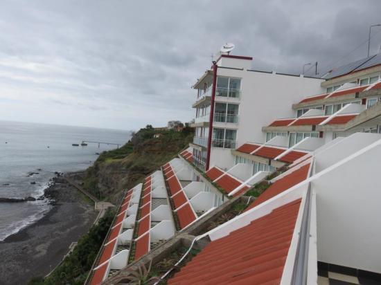 vue de notre terrasse