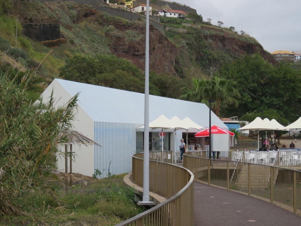 Notre restaurant-- Praia Formosa