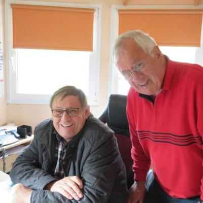 ROBERT & GEORG