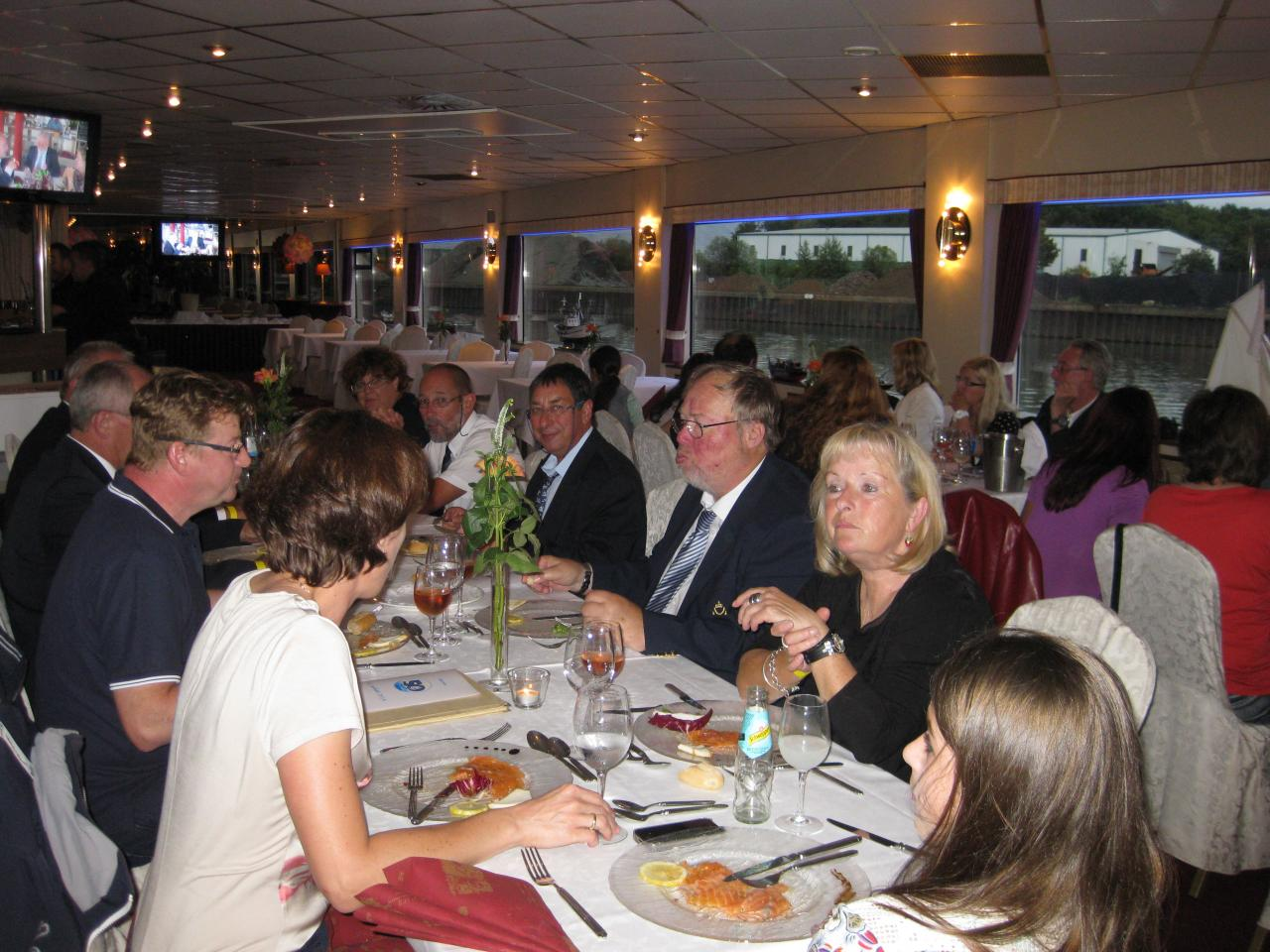 Le dîner de Gala