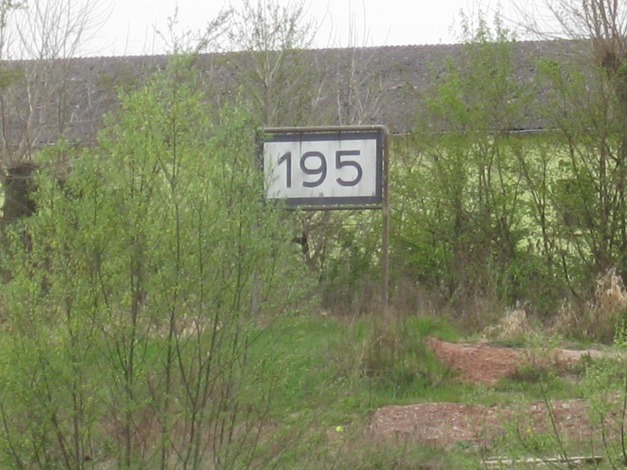 PK 195 ECLUSE DE TRÈVES