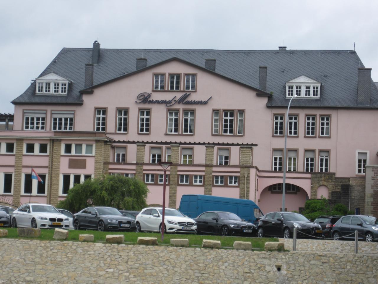 Caves Bernard-Massard a Grevenmacher