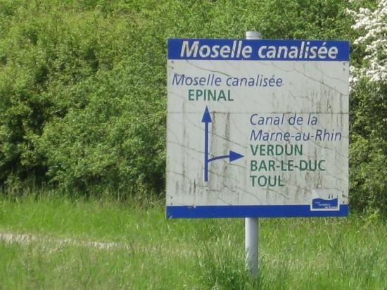 Direction Epinal
