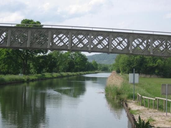 Pont à Richardménil