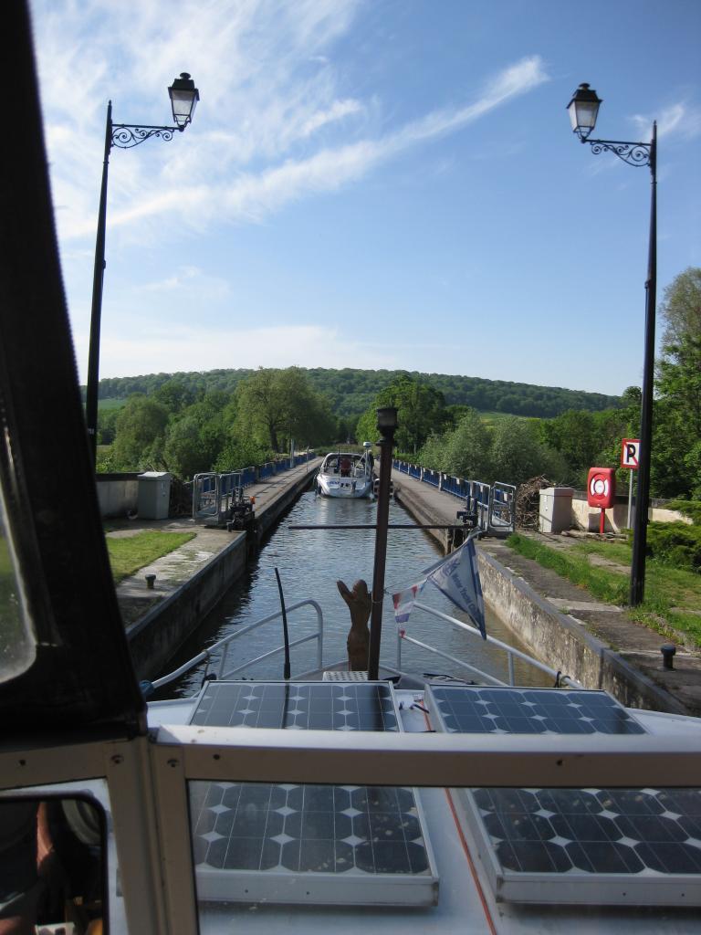 approchons du pont canal