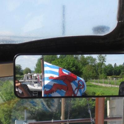 2015- MAI- CANAL DES VOSGES, DE NANCY, MARNE AU  RHIN ET SARRE