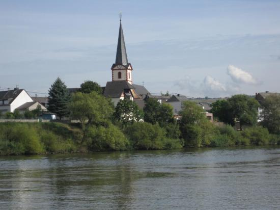 sur la Moselle
