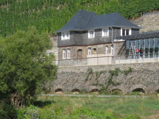 Trittenheim: maison en travaux